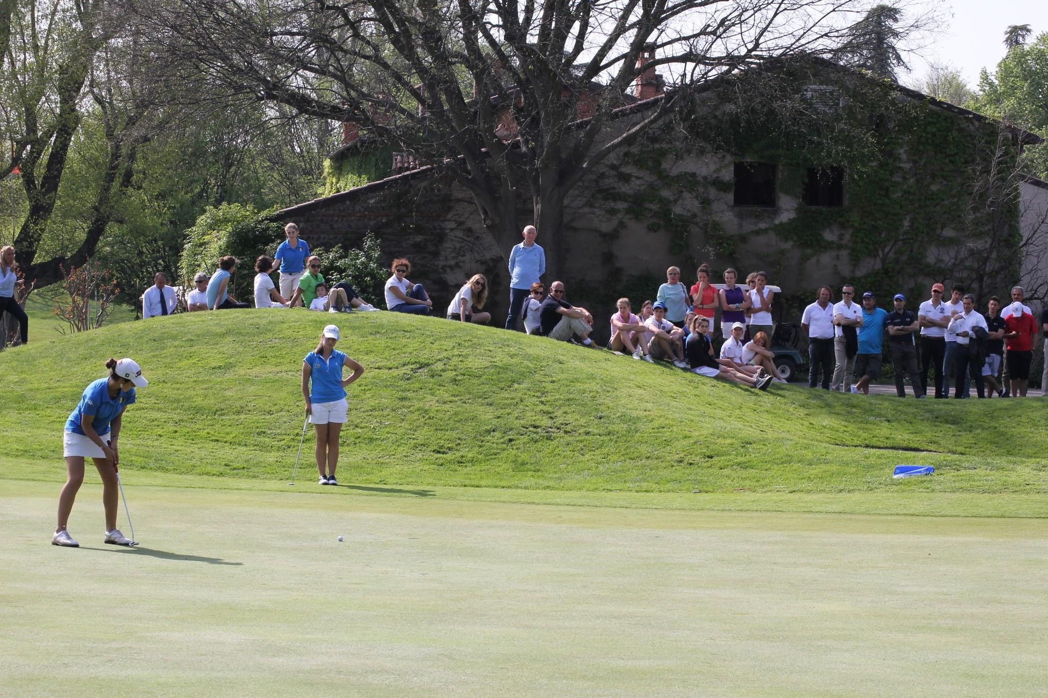 Golf, Argento per le Girls azzurre agli Europei a Squadre