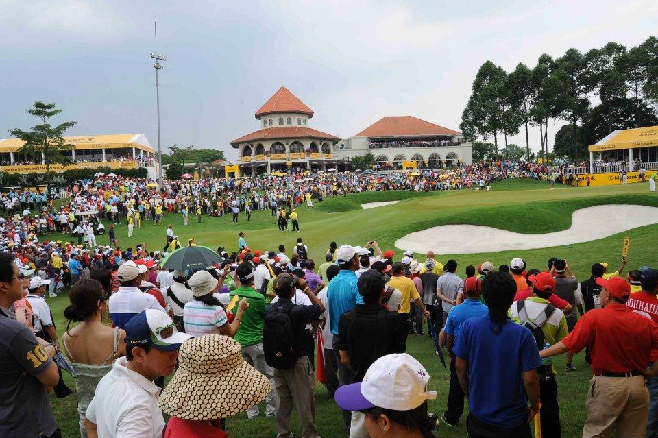 GOLF EUROTOUR: MALAYSIAN OPEN, WESTWOOD DOMINA, 29° E. MOLINARI
