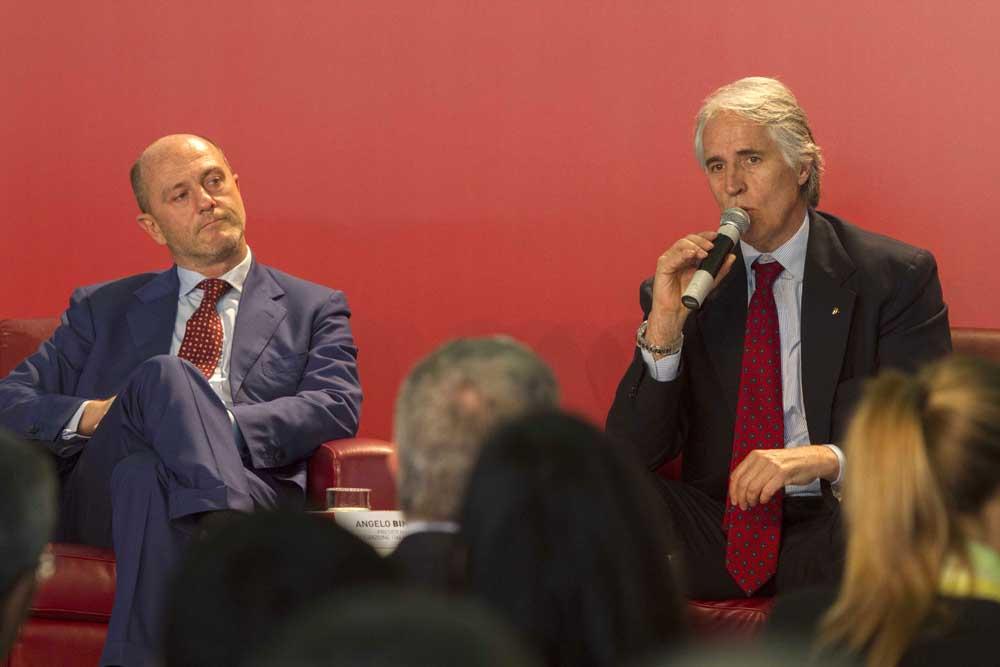 TENNIS, PRESENTATI GLI INTERNAZIONALI D'ITALIA 2014