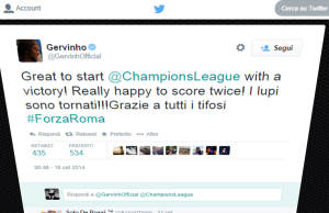 Gervinho_tweet