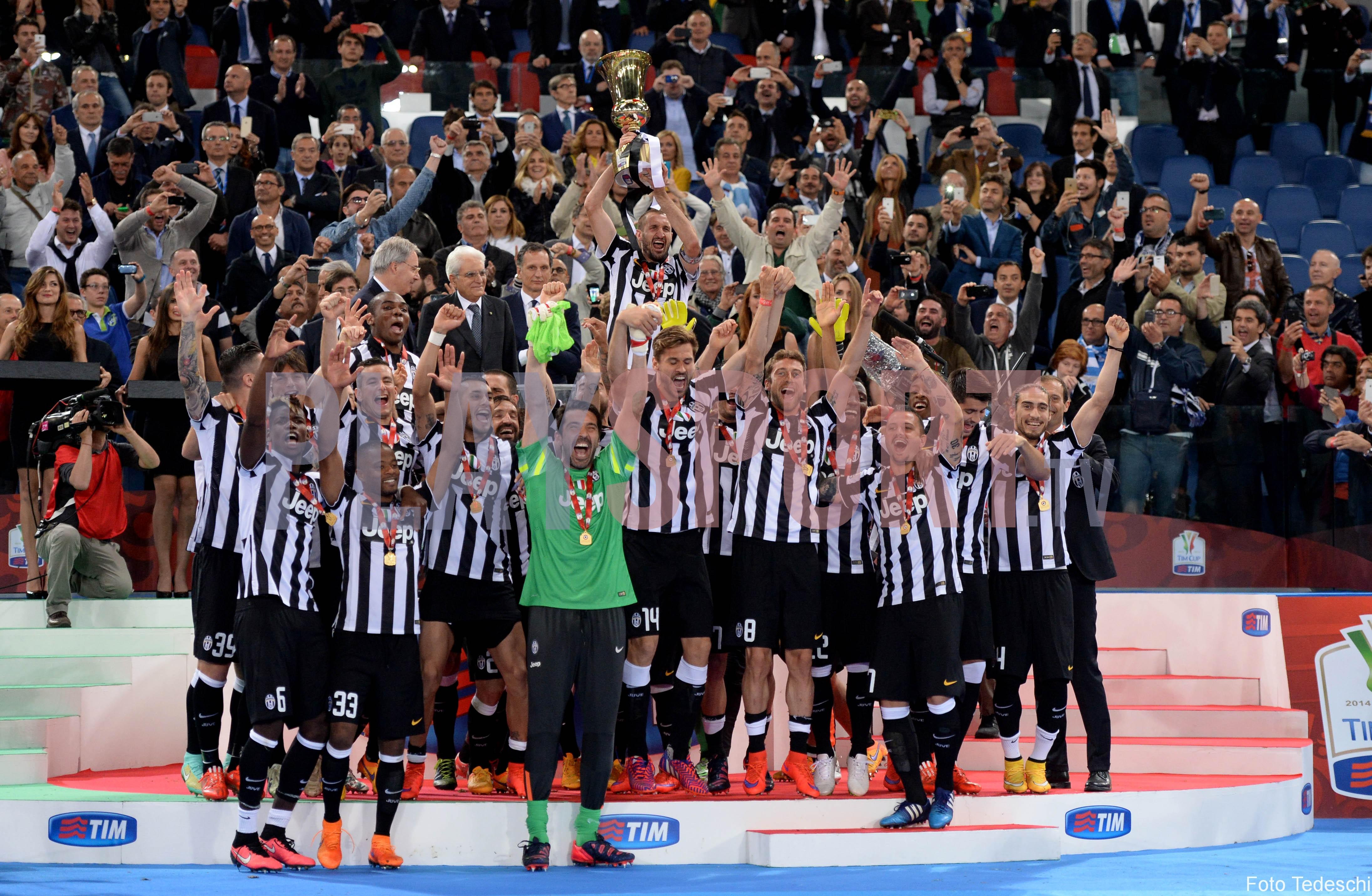 Juve-Lazio 2-1 dts: Madama suona la decima. Fotocronaca, video, interviste