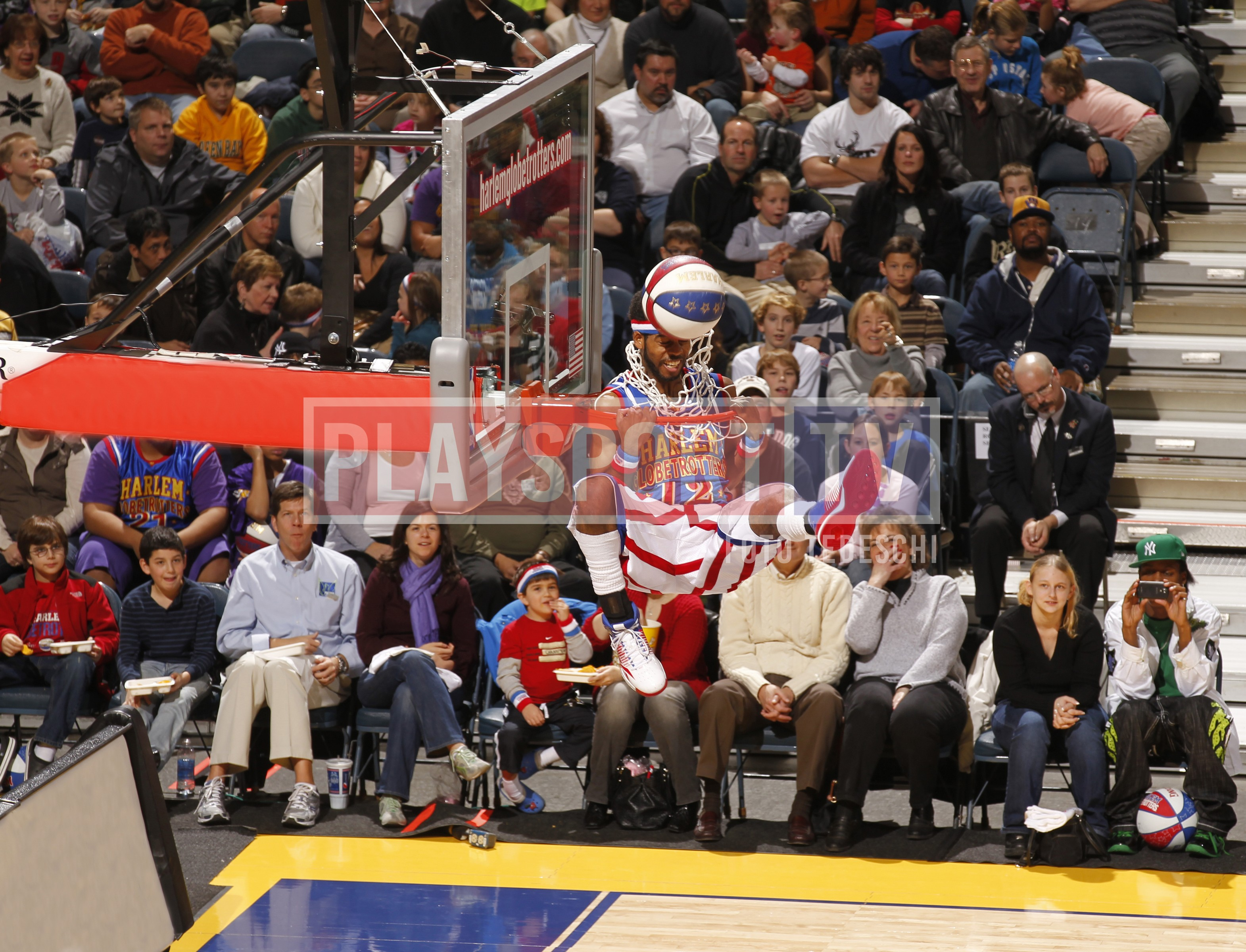 Basket, torna il grande spettacolo degli Harlem Globetrotters