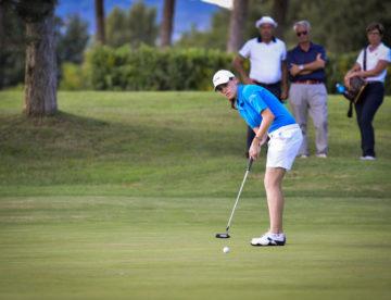 Golf, Cianchetti Campione d'Europa! Carta in finale nell'US Women's Amateur