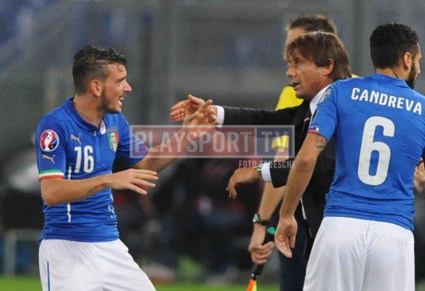Italia-Svezia 1-0, ci pensa Eder! Azzurri agli ottavi