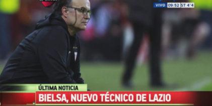 """E' Bielsa il nuovo tecnico della Lazio! """"El Loco"""" ha firmato per un anno"""