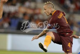 Cagliari-Roma 2-2, Borriello e Sau rimontano i giallorossi dallo 0-2