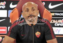 """Cagliari-Roma, Spalletti:""""Resistere alle sconfitte e crearsi nuovi obiettivi"""" (FOTO)"""