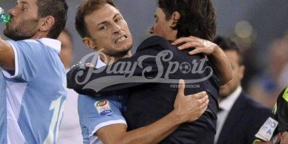 Lazio-Pescara 3-0, le immagini della festa biancoceleste (FOTO)