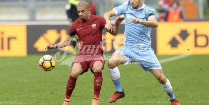 Lazio ko nel derby, le dichiarazioni di Inzaghi e Lulic (FOTO)