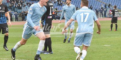 Lazio-Atalanta 2-1: le immagini del match (FOTO)