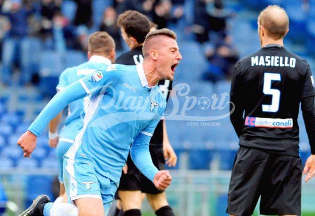 Lazio super, battuta anche l'Atalanta! all'Olimpico finisce 2-1