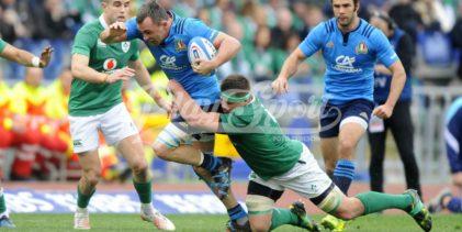 Rugby, Sei Nazioni: l'Irlanda travolge l'Italia 63-10 (FOTO)
