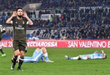 Lazio pari amaro: 1-1 col Milan, Suso risponde a Biglia (FOTO)