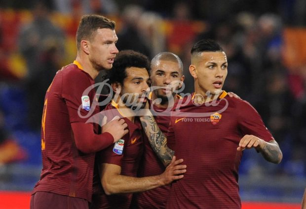 Roma forza 4, ancora un poker: Torino steso 4-1 all'Olimpico (FOTO)