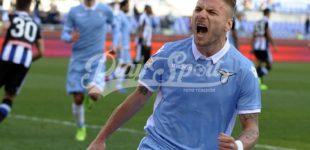 Lazio-Sampdoria 4-0! Inzaghi avanti con Milinkovic, De Vrij e doppio Immobile