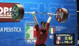 Pesi, il 25 e il 26 febbraio le finali nazionali a Ostia