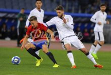 Italia-Spagna U21, quanti talenti sul prato dell'Olimpico (FOTO)