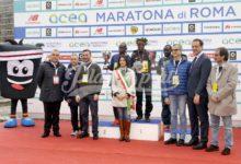 Maratona di Roma, dominio etiope. Zanardi vince ancora, Minetti euro-record
