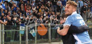 """Lazio, Immobile ai tifosi: """"Resto alla Lazio"""""""