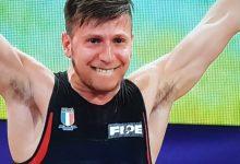 PESI, Mirco Scarantino si conferma Campione d'Europa