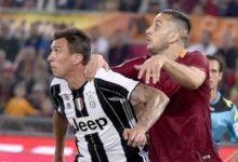 Juventus-Roma 1-0, decide Mandzukic. Olsen sugli scudi