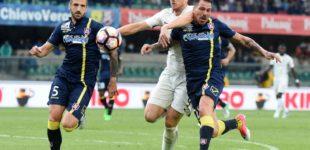 Roma, manita al Chievo: 5-3. Standing ovation per Totti  (FOTO)
