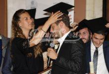 Totti, al CONI il diploma Honoris Causa (FOTOGALLERY)