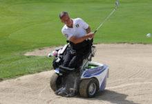 Golf, Italian Open for Disabled al Golf Club Parco de' Medici