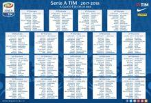 Serie A, ecco il calendario della nuova stagione