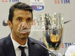 "Supercoppa TIM, Buffon: ""Condizioni per fare una grande gara"""