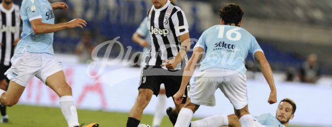 Lazio-Juventus 0-1, Dybala ammutolisce l'Olimpico al 93′