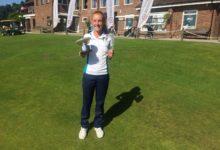 Golf, Cattaneo e D'Angelo sbancano l'English Girls U14