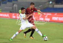 Roma-Chapecoense 4-1, in campo Florenzi e Schick (FOTO)
