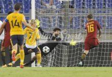 Roma-Atletico Madrid 0-0, un super Alisson porta il primo punto in Champions (FOTO)