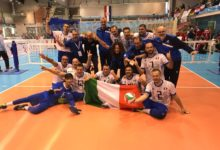 Europei Sitting Volley, prima storica vittoria per gli azzurri