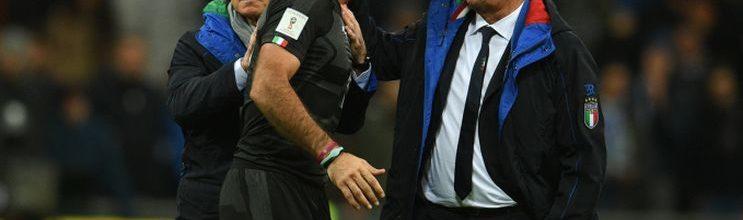 Fallimento Italia, azzurri fuori dal mondiale. Tutti a casa