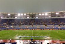 Nubifragio su Roma, Lazio-Udinese rinviata a data da destinarsi