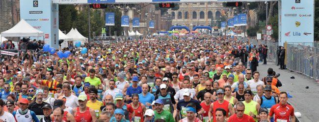 Maratona di Roma, numeri e curiosità dell'edizione 2017