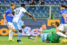 Sampdoria-Lazio 1-2: rimonta biancoceleste a Marassi