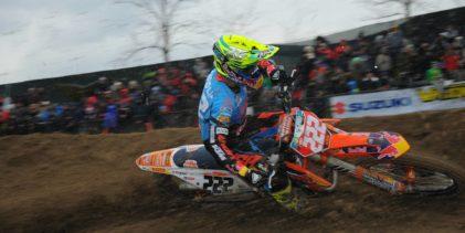 Motocross, Cairoli vince gli Internazionali d'Italia e si lancia verso il titolo mondiale