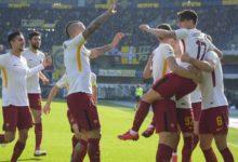 La Roma torna a vincere, Verona battuto 1-0 al Bentegodi con un lampo di Under