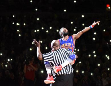 Roma, sale la febbre per gli Harlem Globetrotters: c'è anche il 'mini Michael Jordan'