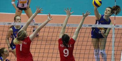 Volley, Europeo U17 Femminile: l'Italia si arrende in finale, Russia campione