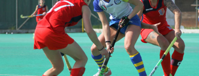 Hockey, sconfitte per Roma e San Saba