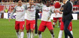 Il Salisburgo mette le ali: vince per 4-1 e fa fuori la Lazio dall'Europa League!