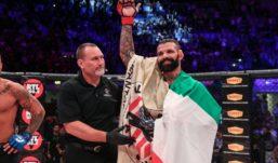 MMA e Kickboxing, Bellator sbanca il Foro Italico: Sakara e Petrosyan Re di Roma