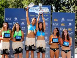 Beach Volley, Manni-Bonifazi e Allegretti-Annibalini vincono a Milano