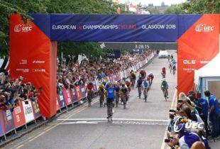 Ciclismo, Marta Bastianelli sul trono d'Europa a Glasgow