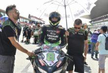 Moto, WSSP300: Mika Perez tiene aperto il Campionato a Magny Cours
