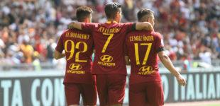 Parma-Roma 0-2, giallorossi corsari al Tardini